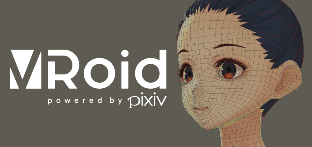 Download the 3D character maker VRoid Studio here!