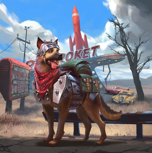 Dogmeat title=